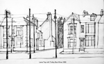line drawing south shields lawe top 1986 sheila graber