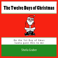 sheila graber illustrated book amazon the twelve days of christmas